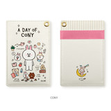 Cony - Monopoly A day of Line friends card case holder