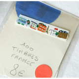 Example of use - Dailylike Bonjour paper masking tape set of 3
