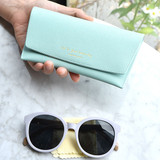 Example of use - Play Obje Feel so good eyewear clutch pouch bag