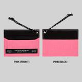 Pink - BNTP Today flat card pocket case holder