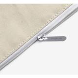 zipper pouch - Dailylike Embroidery rectangle fabric zipper pouch - Face