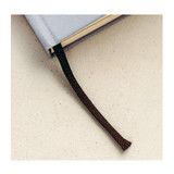 Ribbon bookmark - Livework Korean poetry small hardcover blank notebook