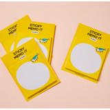 DESIGN IVY Ggo deung o sticky notes memo pad