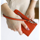 Pocket organizer - orange
