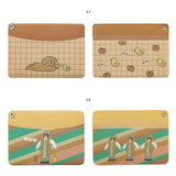 07, 08 - Monologue daily flat card case holder