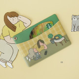 05 - Monologue daily flat card case holder