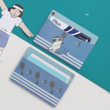 01 - Monologue daily flat card case holder