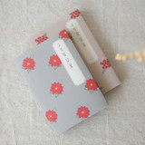 3AL 2020 Lace bookmark dated weekly diary planner