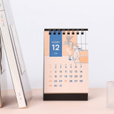 Wanna This My 2020 mini monthly standing desk calendar