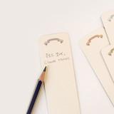 Back - NACOO Claude Monet bookmark set