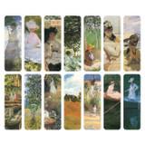 Beautiful bookmarks - NACOO Claude Monet bookmark set