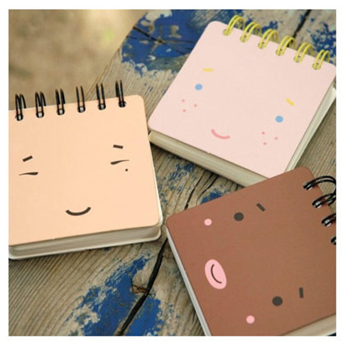 Mini notebook notepad
