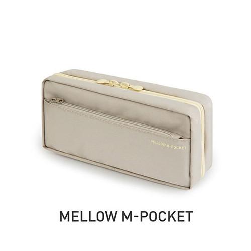 Monopoly Mellow M-pocket zipper pencil case pouch
