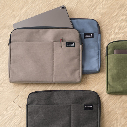 Byfulldesign Minimal life 13 inches laptop pouch bag