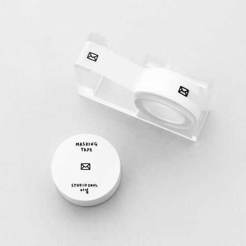 2NUL Letter decorative paper masking tape