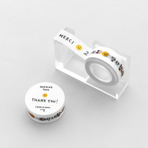 2NUL Thank you decorative paper masking tape