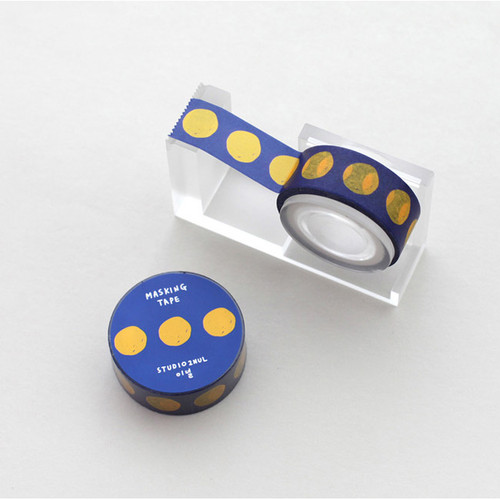 2NUL Circle decorative paper masking tape