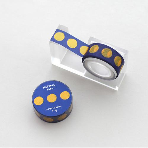 2NUL Circle decorative paper masking tape