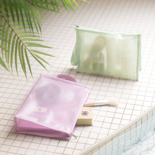 Byfulldesign Travelus medium coated mesh pouch ver3
