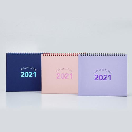 Antenna Shop 2021 Good luck to you monthly desk calendar