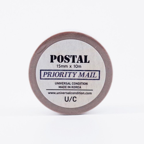 UNIVERSAL CONDITION Postal paper masking tape