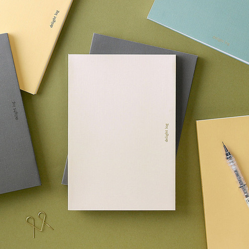 Wanna This 2021 Delight log dated weekly diary planner