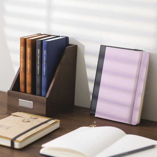 Byfulldesign Making memory medium blank notebook ver2
