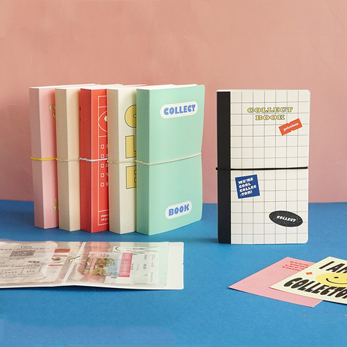 One and Only collect sticker storage book album