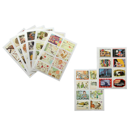 e2 Ancien stamp sticker