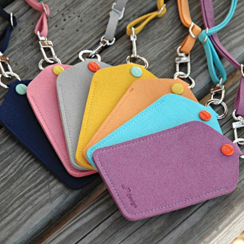 Soft card case