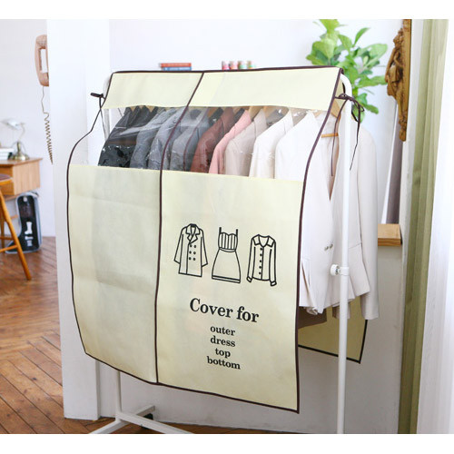 Clothes Suit Garment Storage Bags dust proof cover