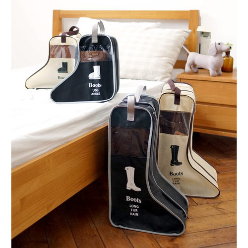 Boots storage bag Dust-proof cover
