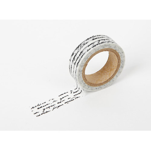 Dailylike 0.59X11yd deco Masking tape single - Letter