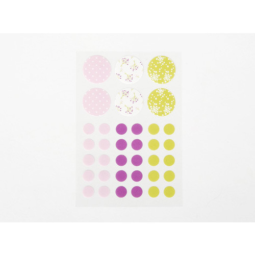 Masking sticker - bouquet