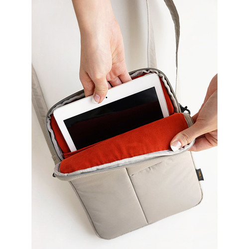 Manteau moelleux smart messenger pouch for iPad