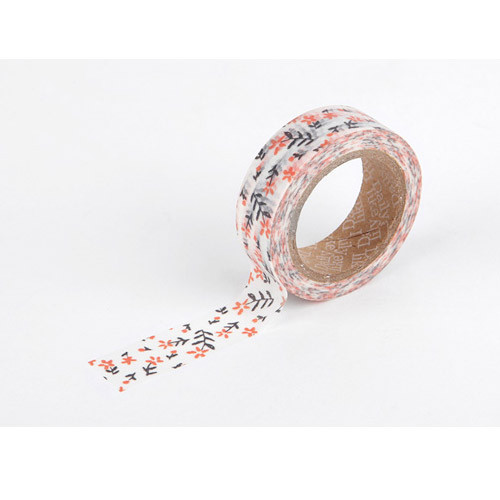 Masking tape single - wildflower