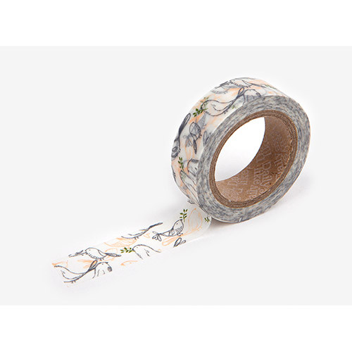 Masking tape single - Murmur bird