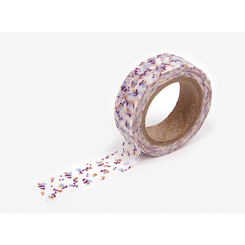 Masking tape single - Dear flower