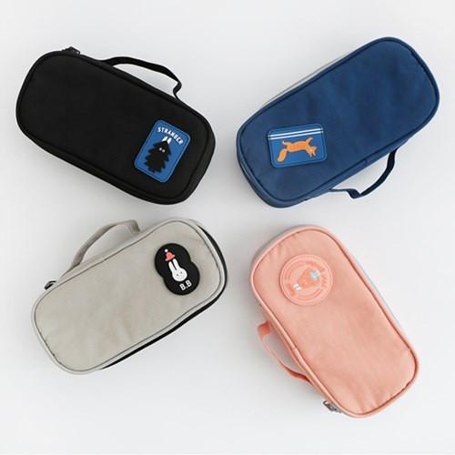 Brunch brother zip around cute multi pouch