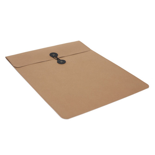 Page25 Leather paper document large file folde