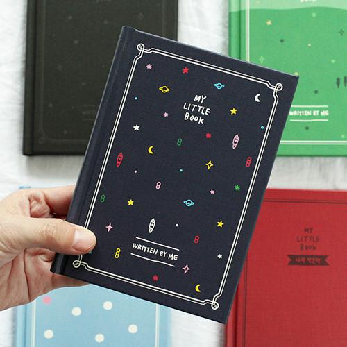2017 2NUL My little book undated diary scheduler