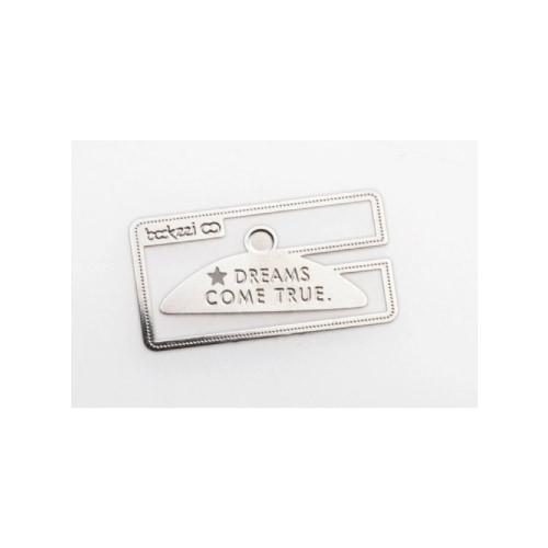 Bookfriends Jaesuck's dream steel bookmark