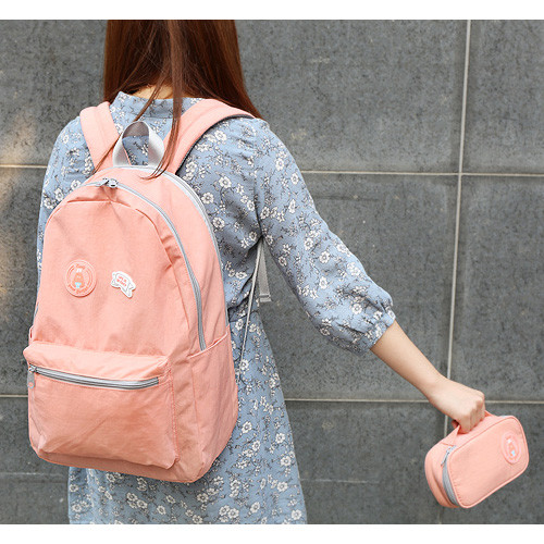 Pink - Brunch brother backpack