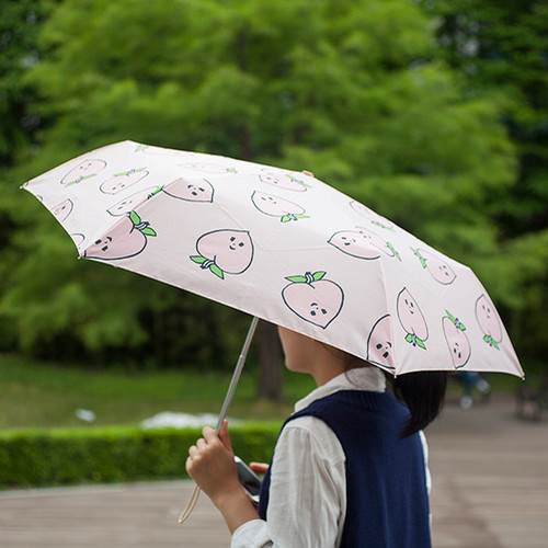 Life studio compact foldable pattern umbrella