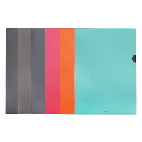 Premium business A4 document file holder