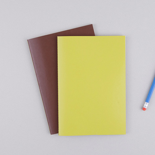 Note me tender plain notebook