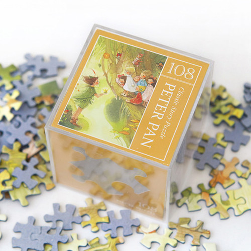 Peter pan 108 piece jigsaw puzzle - Yellow