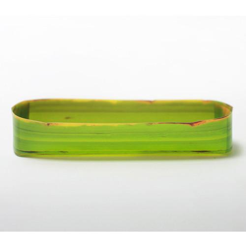Banana leaf multipurpose tray - long
