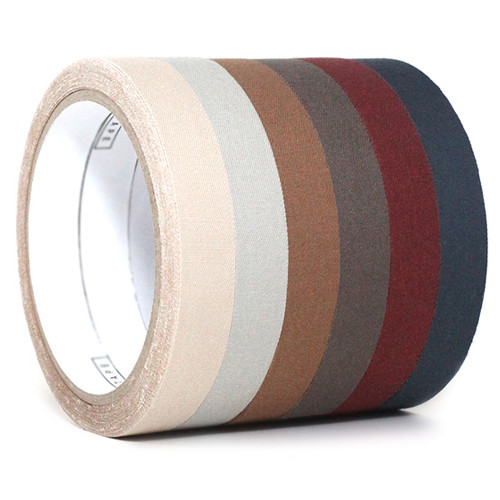 Natural and pure cotton 100 fabric tape