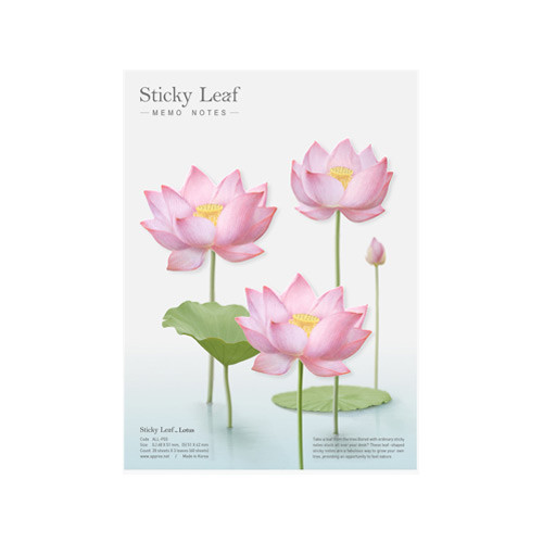 Lotus Large sticky memo notes